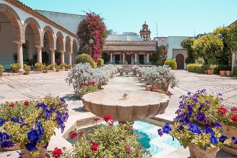 Qué ver en Córdoba en 2 días - Palacio de Viana