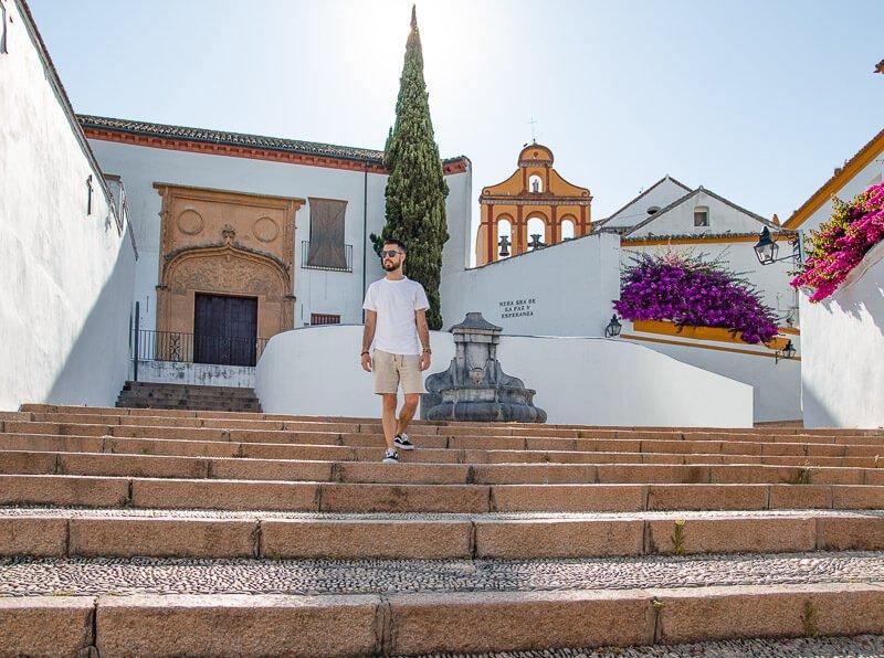 Cuesta de Bailió en Córdoba