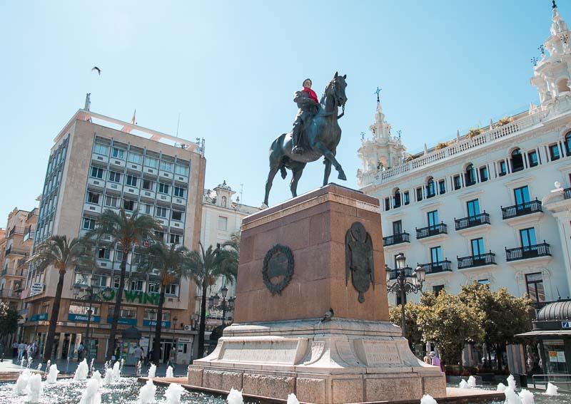 Plaza de las Tendillas, Córdoba