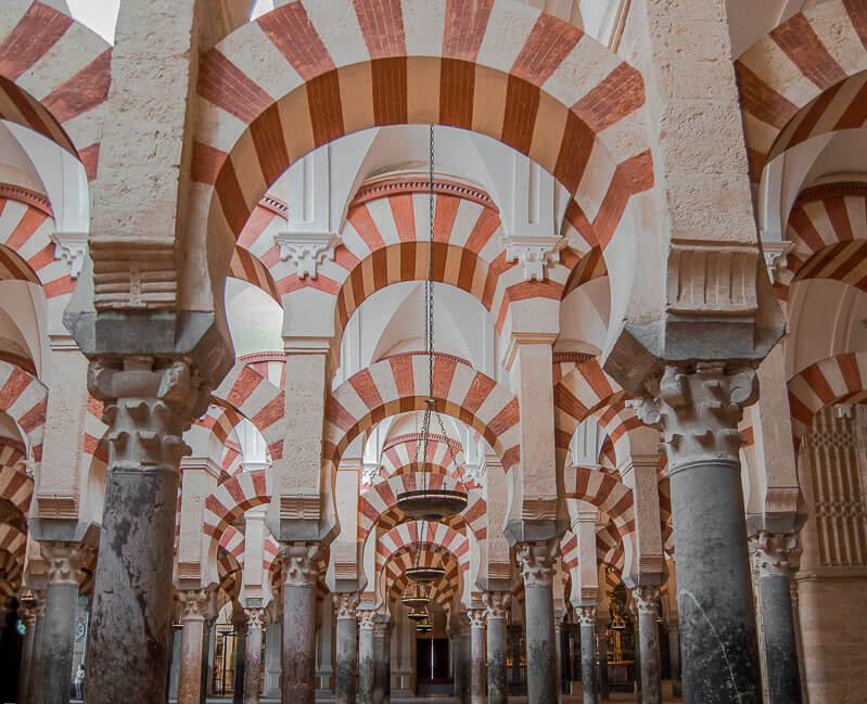 Visita a la Mezquita Catedral de Córdoba: Mezquita Primitiva de Abderramán I