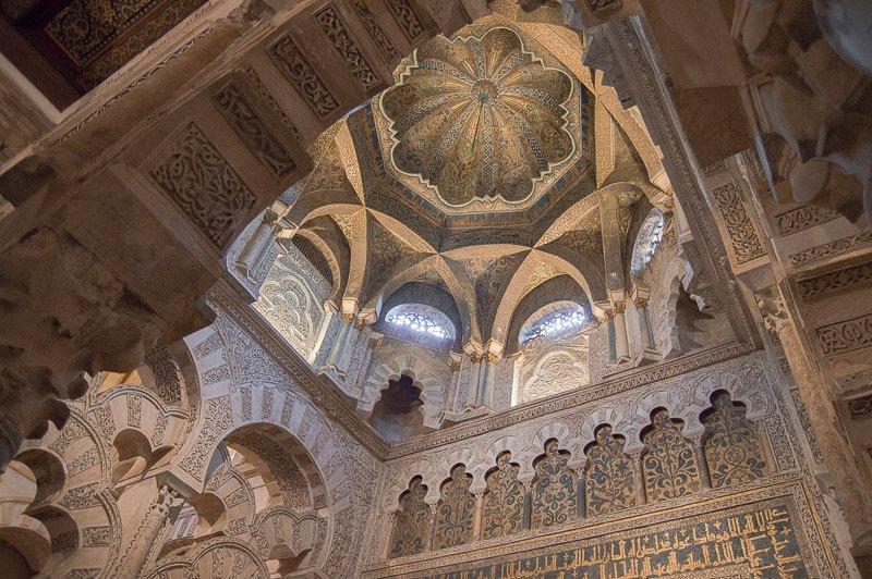Visita a la Mezquita Catedral de Córdoba: Macsura