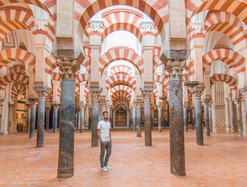 Visita a la Mezquita Catedral de Córdoba