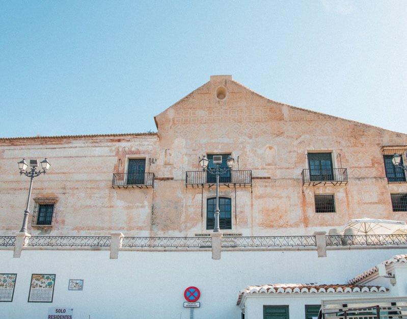 Palacio de los Condes I Qué ver en Frigiliana en un día