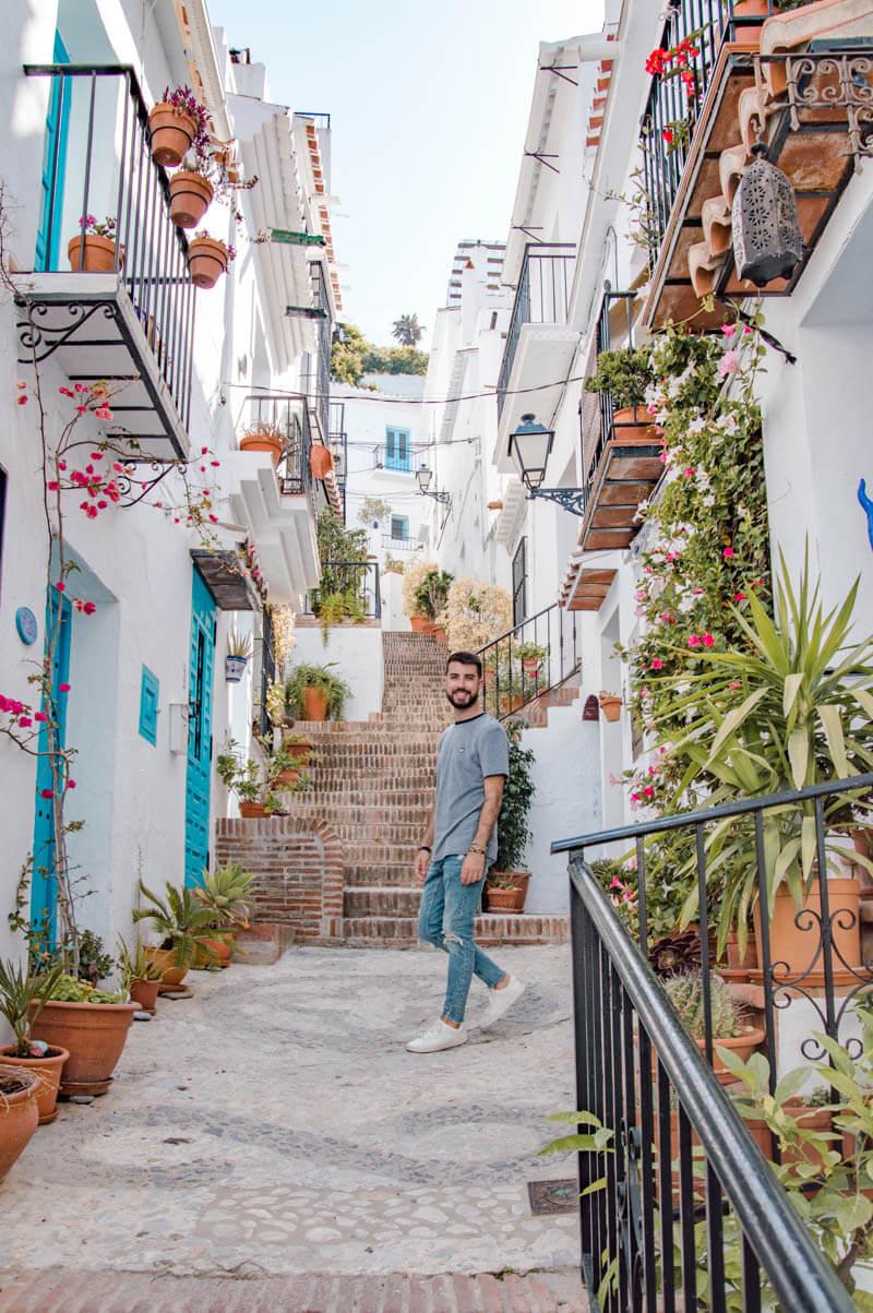Qué ver en Frigiliana en un día I Calle del Garral