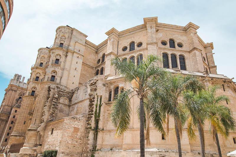 Catedral de Málaga I Qué ver y hacer en Málaga en un día